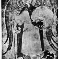 Фреска Архангел в Куполе Церкви