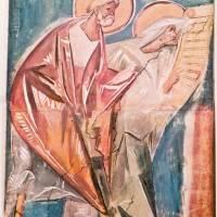 Иосиф и Анна из Сцены «Сретение»