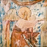 Архангел Гавриил из Сцены «Благовещение»