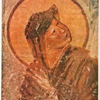 Богоматерь из Сцены «Вознесение»