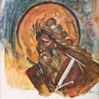 Св. Симеон из Сцены «Сретение»