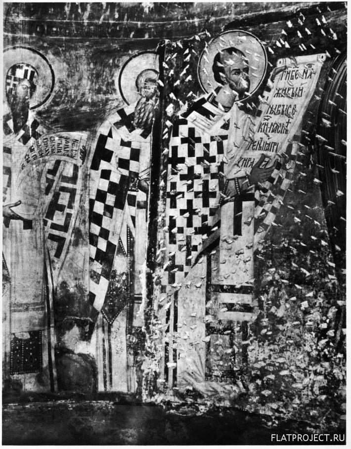Два Святителя  и Иоанн Златоуст