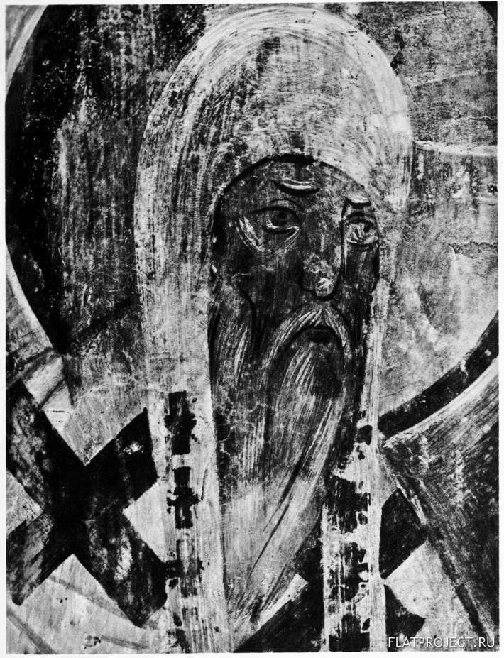Голова Архиепископа Моисея