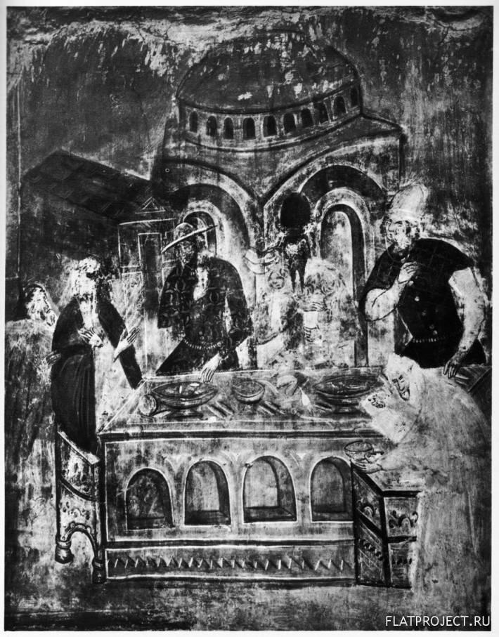 Пир в Монастыре