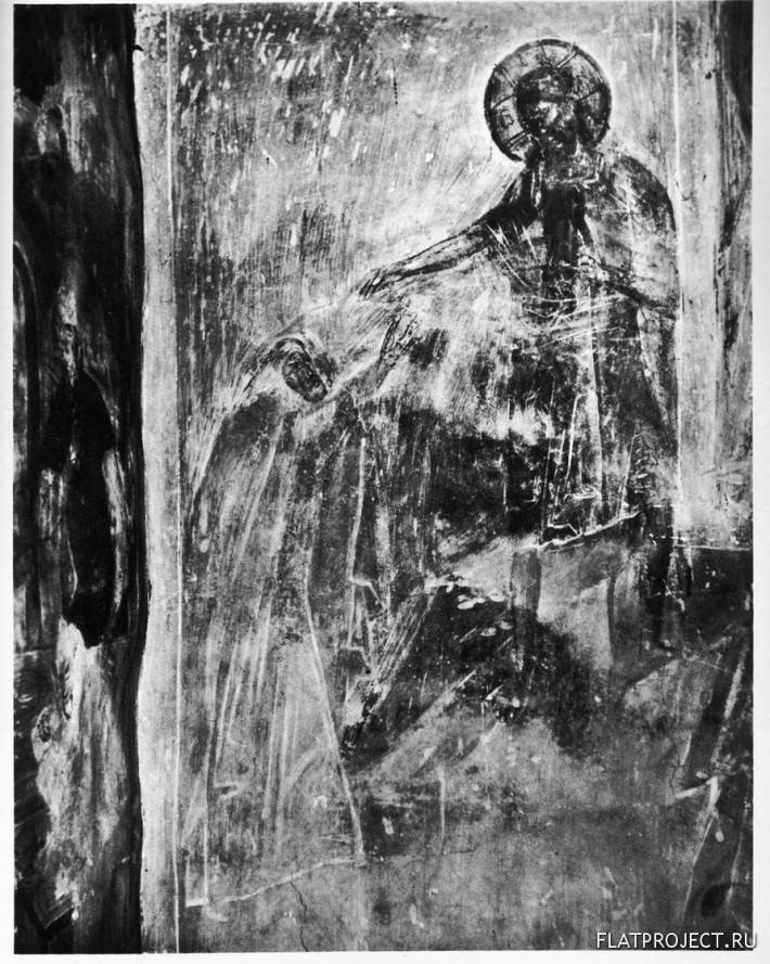 Игумен Узнает Христа