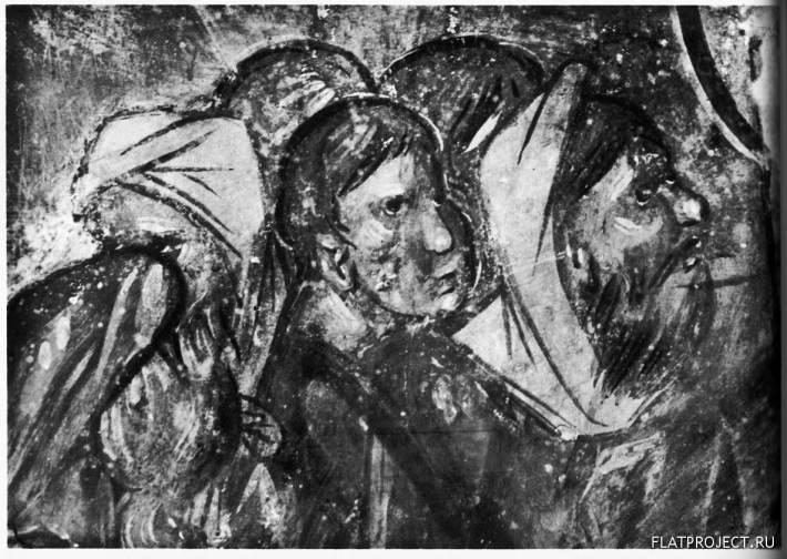 Фарисеи из Сцены «Воскрешение Лазаря»