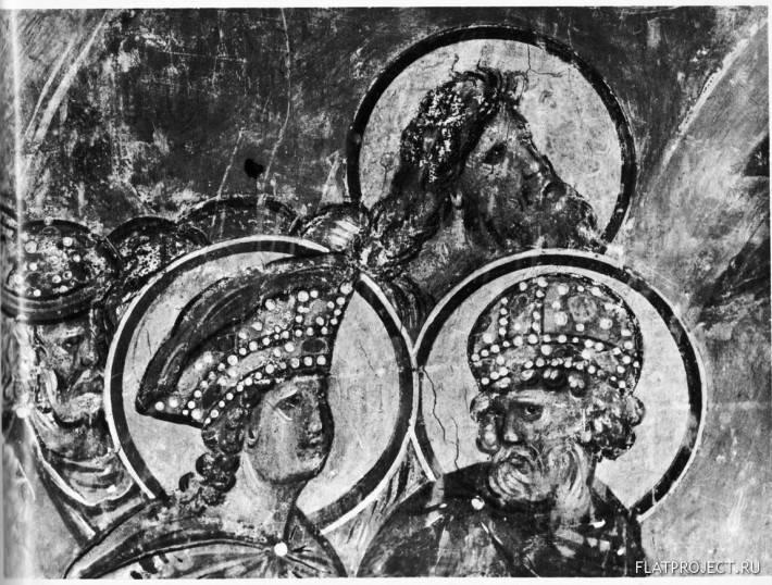 Иоанн Предтеча, Соломон, Давид из Сцены «Сошествие во Ад»