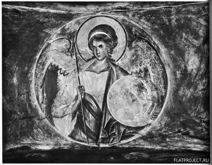 Архангел Михаил на Своде Церкви