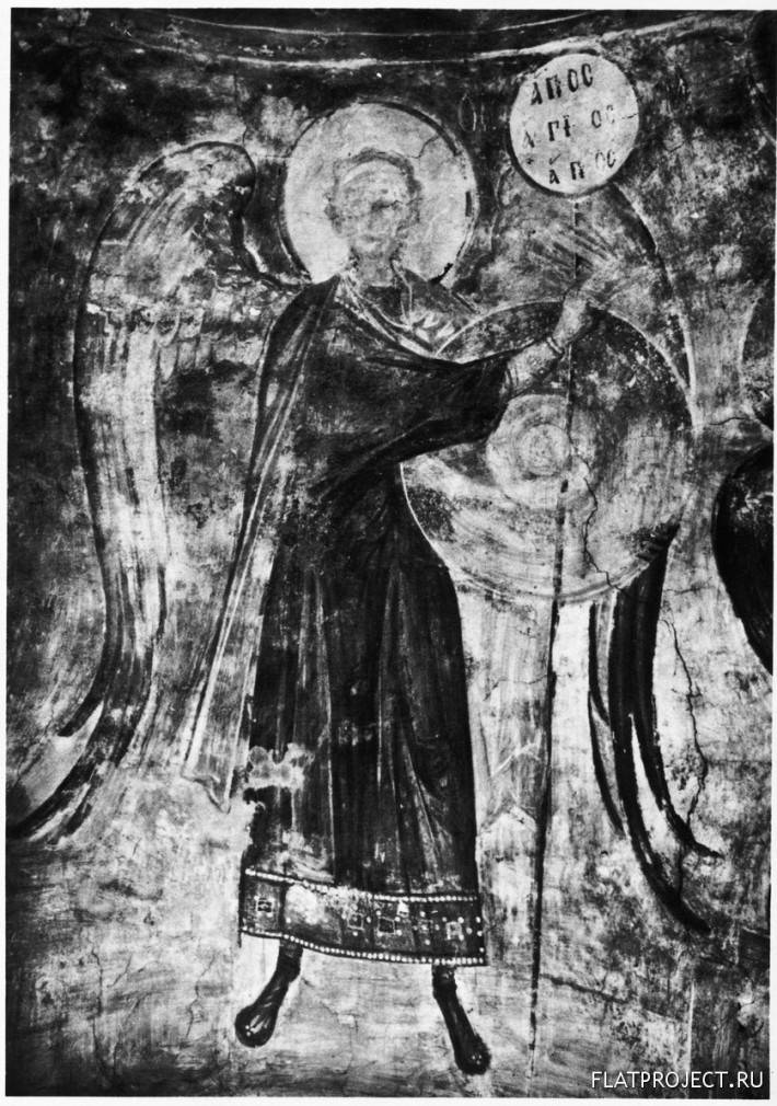 Фреска Архангел