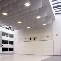 Подвесной потолок из панелей Knauf