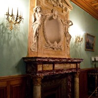 Фото камина в классическом стиле
