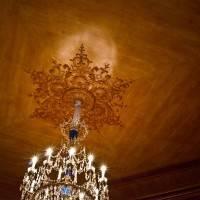 Декор интерьеров Юсуповского дворца — фото 23