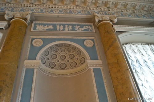 The Stroganov Palace interiors – photo 1
