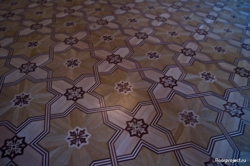 The Stroganov Palace floor designs – photo 3