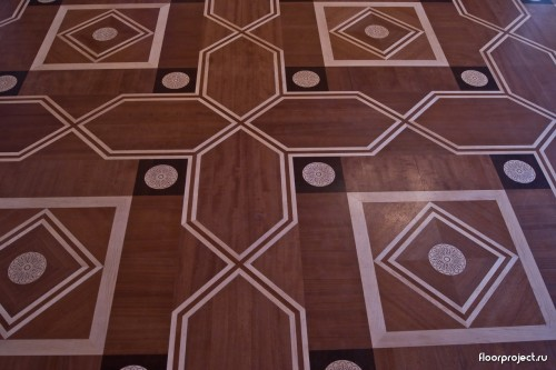 The Stroganov Palace floor designs – photo 5
