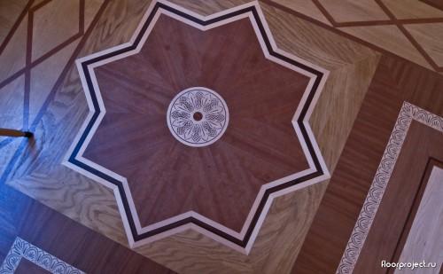 The Stroganov Palace floor designs – photo 6