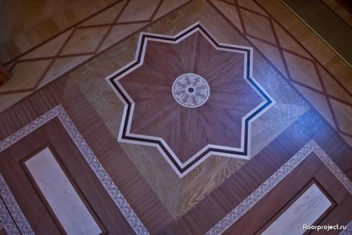 The Stroganov Palace floor designs – photo 9