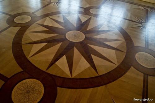The Stroganov Palace floor designs – photo 12