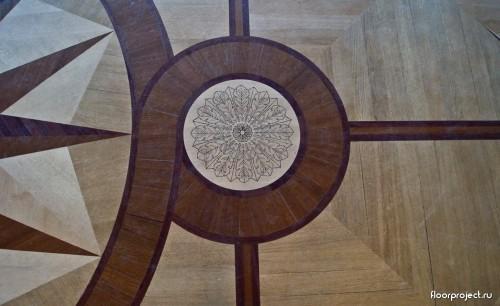 The Stroganov Palace floor designs – photo 13