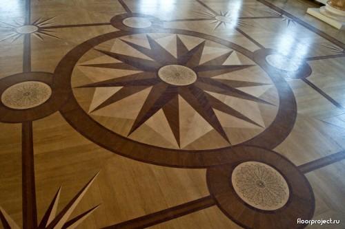 The Stroganov Palace floor designs – photo 14