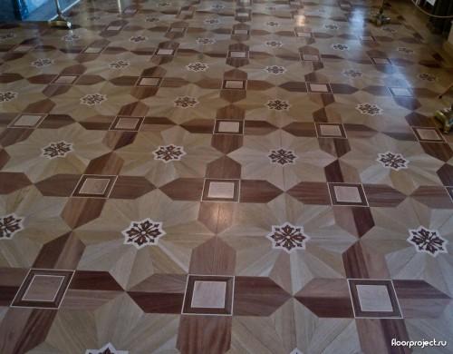 The Stroganov Palace floor designs – photo 16