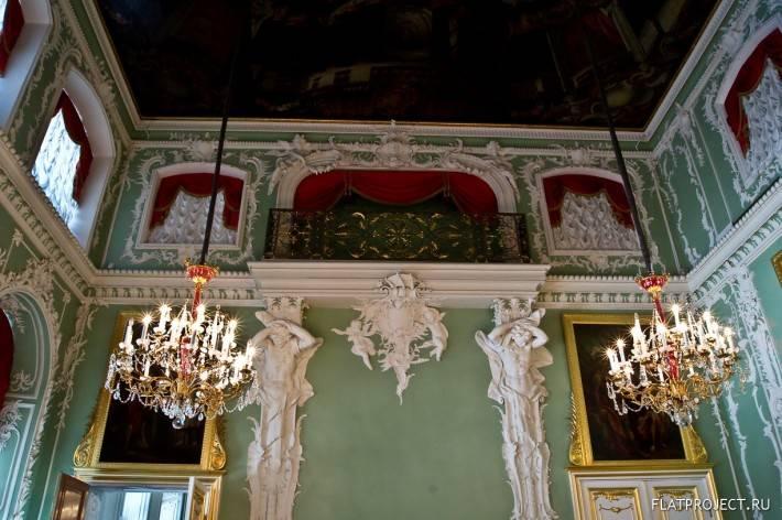 Декор интерьеров Строгановского дворца — фото 79