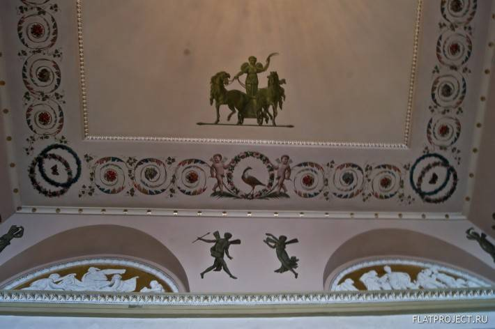 Декор интерьеров Строгановского дворца — фото 77