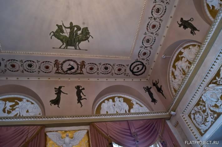 Декор интерьеров Строгановского дворца — фото 76