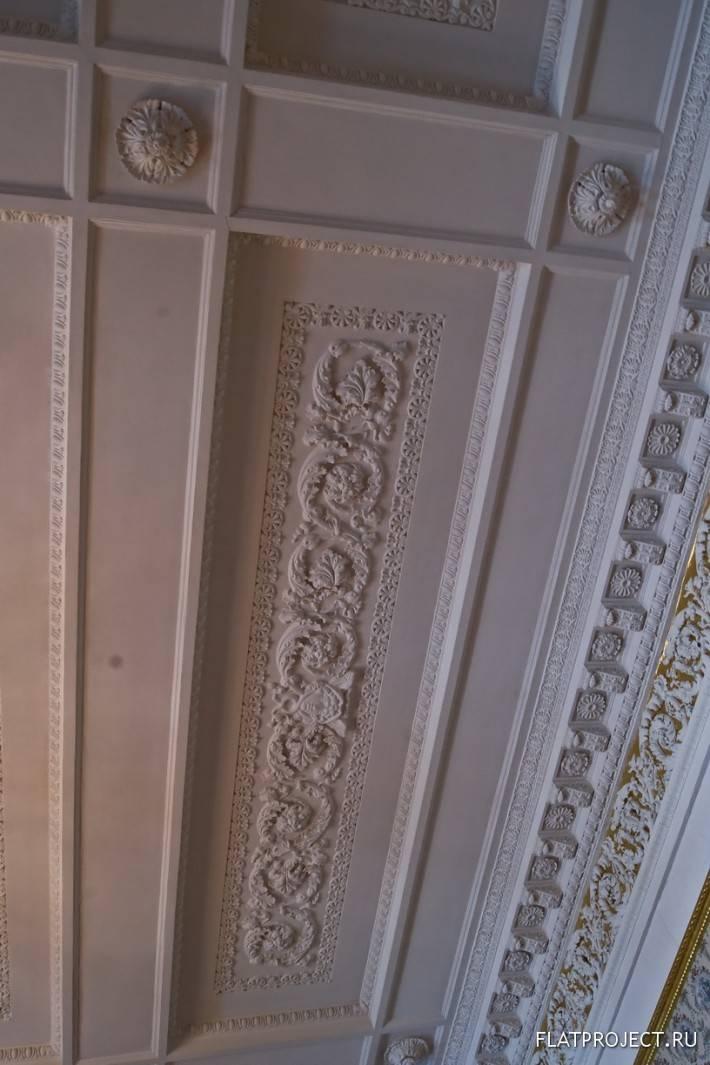 Декор интерьеров Строгановского дворца — фото 69