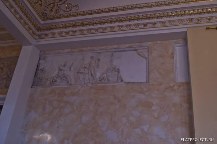 Декор интерьеров Строгановского дворца — фото 62