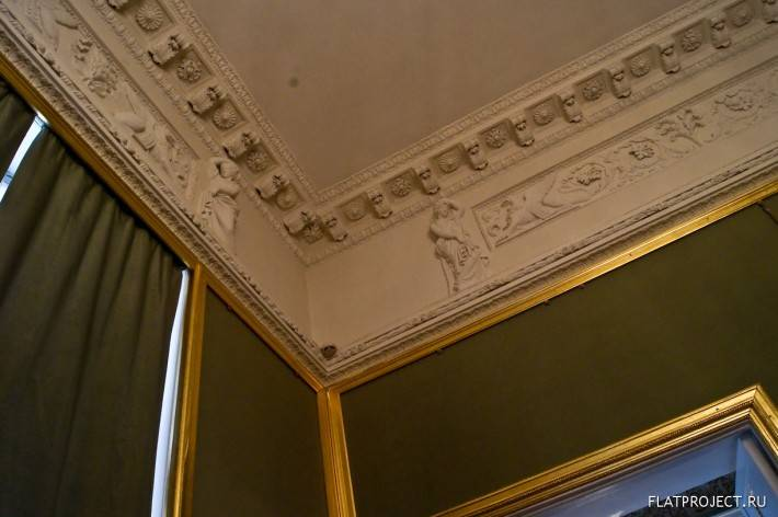 Декор интерьеров Строгановского дворца — фото 63