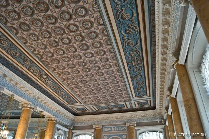 Декор интерьеров Строгановского дворца — фото 37