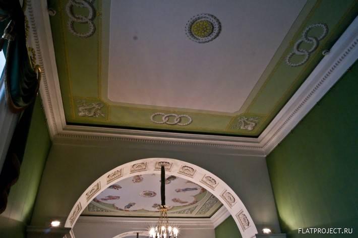 Декор интерьеров Строгановского дворца — фото 36