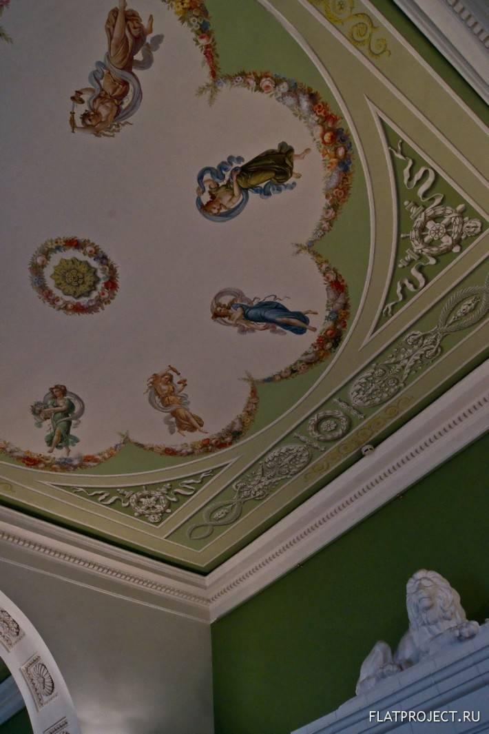 Декор интерьеров Строгановского дворца — фото 34