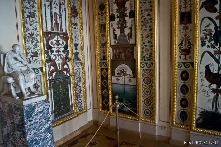Декор интерьеров Строгановского дворца — фото 31