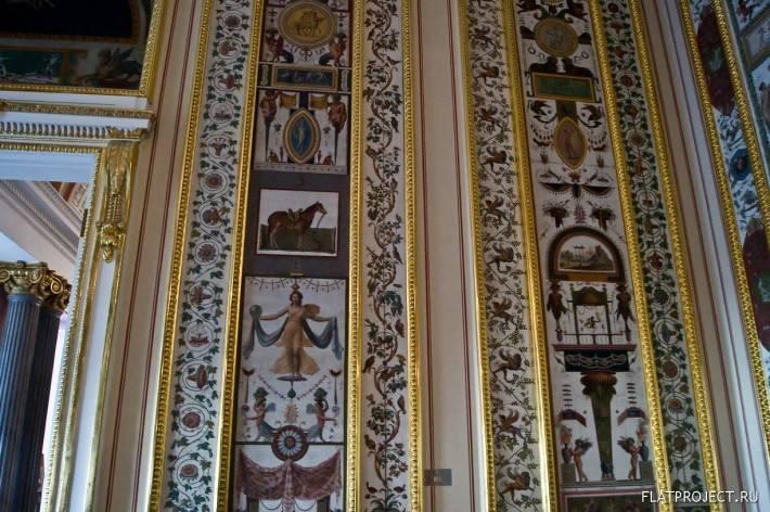 Декор интерьеров Строгановского дворца — фото 17