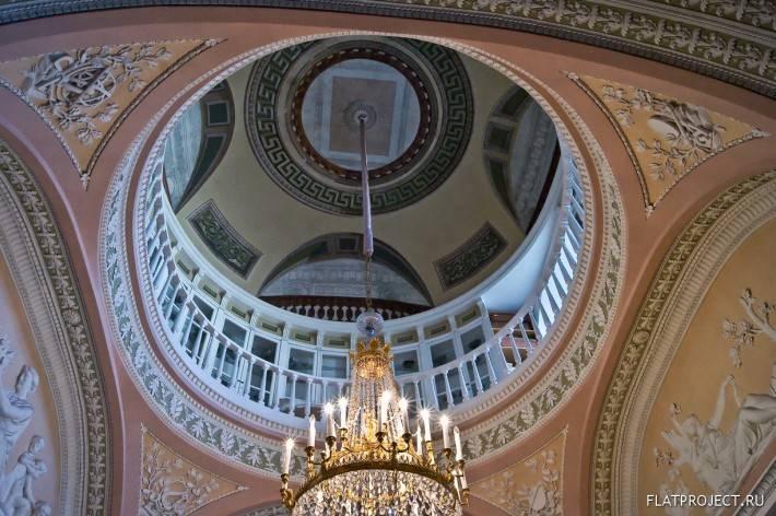 Декор интерьеров Строгановского дворца — фото 11