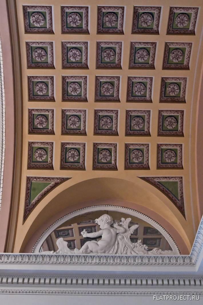 Декор интерьеров Строгановского дворца — фото 14
