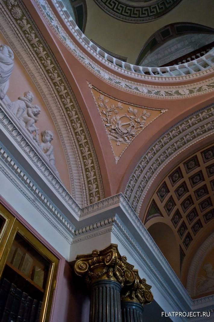 Декор интерьеров Строгановского дворца — фото 8