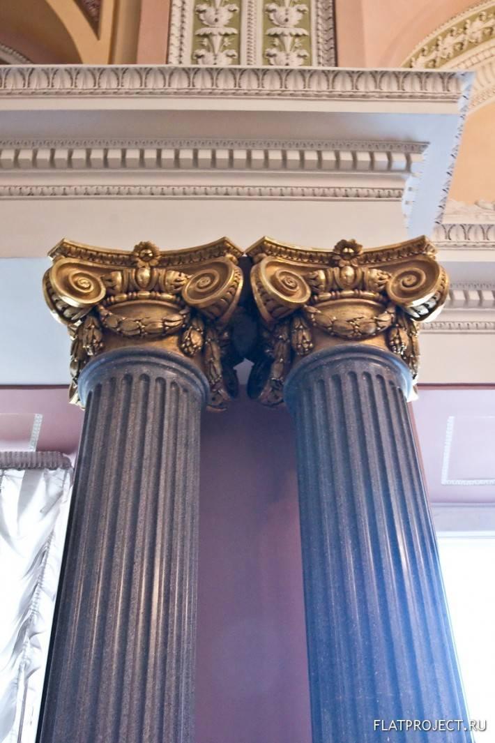 Декор интерьеров Строгановского дворца — фото 9