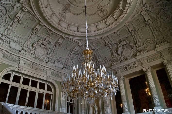 Декор интерьеров Юсуповского дворца — фото 138