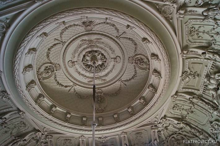 Декор интерьеров Юсуповского дворца — фото 135
