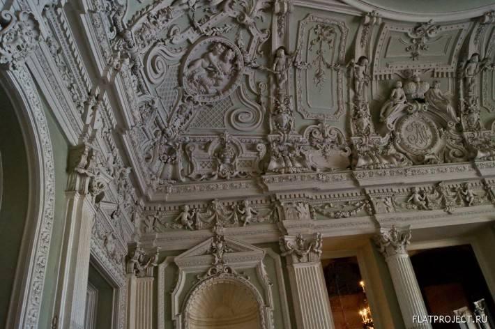 Декор интерьеров Юсуповского дворца — фото 133