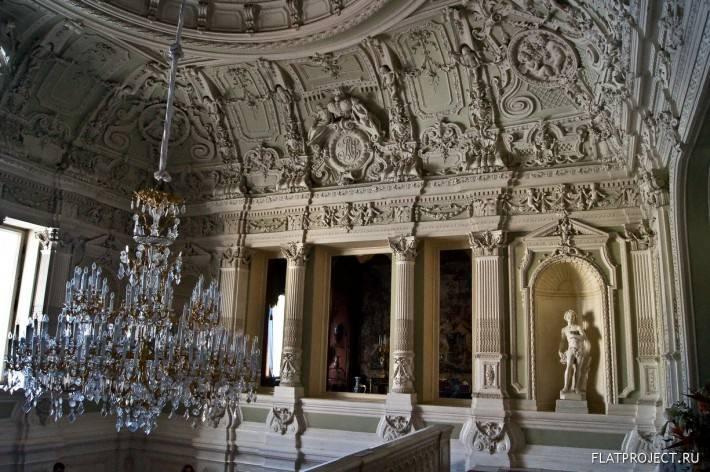Декор интерьеров Юсуповского дворца — фото 131