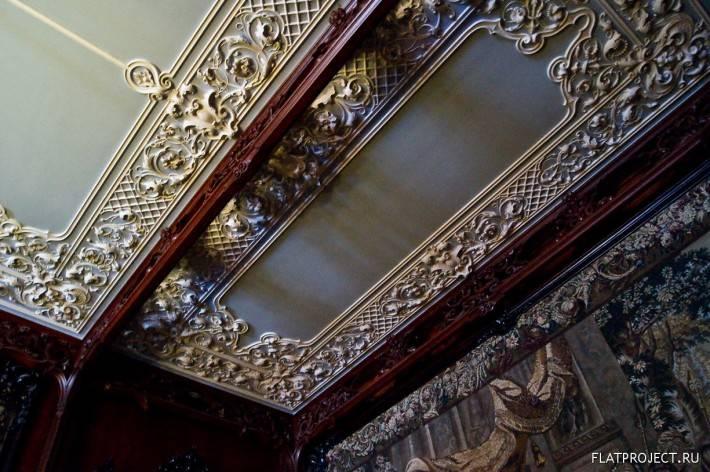 Декор интерьеров Юсуповского дворца — фото 130