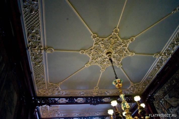 Декор интерьеров Юсуповского дворца — фото 132