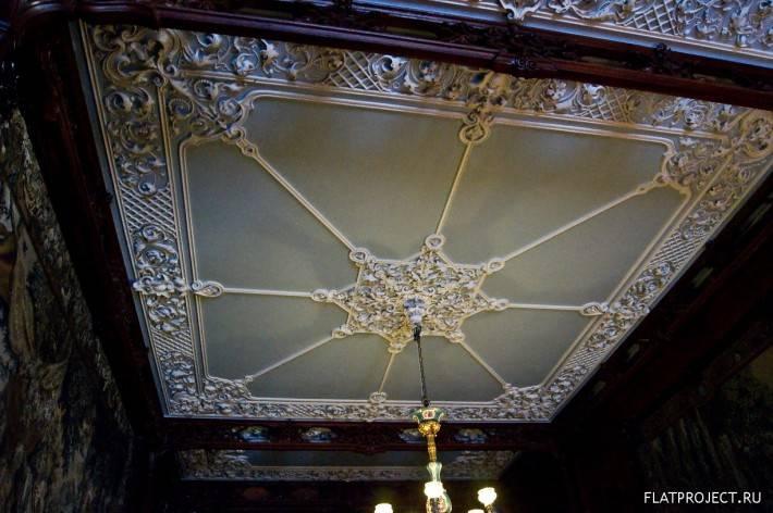 Декор интерьеров Юсуповского дворца — фото 129