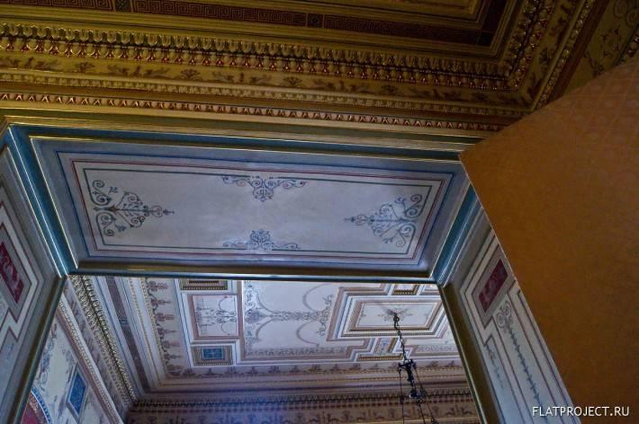 Декор интерьеров Юсуповского дворца — фото 127