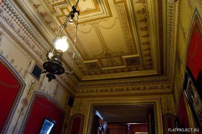 Декор интерьеров Юсуповского дворца — фото 122