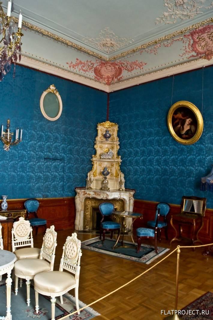 Декор интерьеров Юсуповского дворца — фото 120